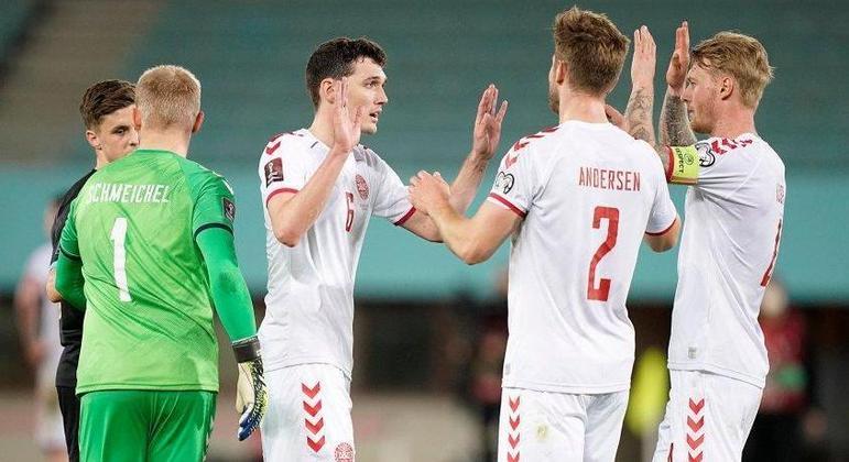 Dinamarca, a maior derrota da Áustria, dentro da Áustria