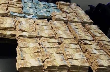 Máquina do Banco do Brasil foi usada para contabilizar valor