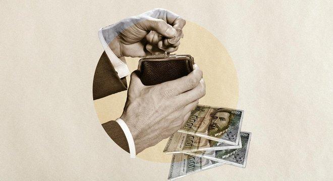 Você costuma fazer compras com dinheiro físico, cartão de crédito ou carteiras eletrônicas?