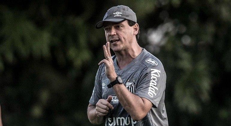 Santos encara o Boca Jrs na estreia de Fernando Diniz como técnico da equipe