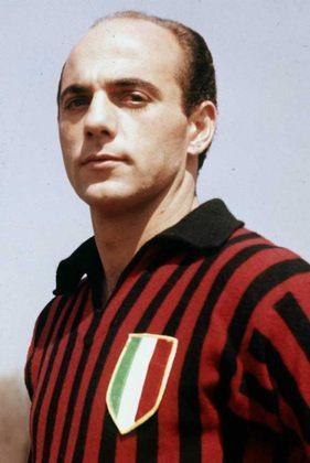 Dino Sani, meia - Milan - 1963