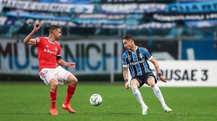 DIOGO BARBOSA - Grêmio (C$ 8,57) - Com média superior a dois desarmes por partida e enfrentando um Ceará abatido pela derrota contra o Palmeiras na Copa Do Brasil, tem uma das melhores chances de manter o saldo de gols na rodada, considerando o momento do adversário.