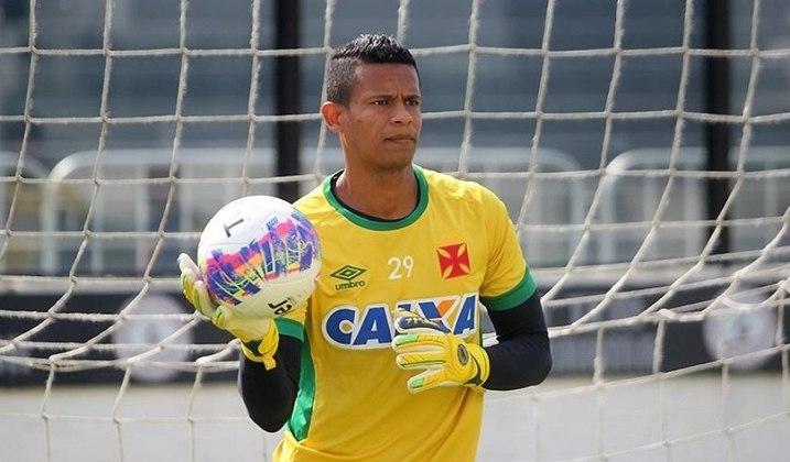 Diogo Silva vestiu o uniforme cruz-maltino em 40 oportunidades entre 2013 e 2014. Era elogiado pelos treinos, mas acumulou falhas nos jogos.
