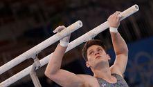 Na final individual da ginástica, brasileiros ficam sem medalhas