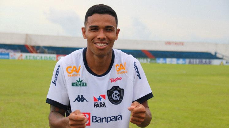 Dioguinho (Remo): o Remo avançou para a terceira fase da Copa do Brasil e faz campanha sólida no Paraense. e parte disso passa pelos pés de Dioguinho, autor de cinco gols no estadual.