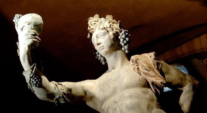 Dionísio - origem e mitologia do deus grego das festas e do vinho