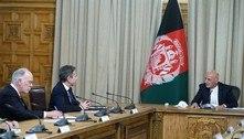 Secretário de Estado dos EUA vai ao Afeganistão discutir saída de tropas