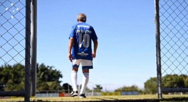 Dirceu, um dos maiores craques da história do clube, vai coordenar as divisões de base da Raposa