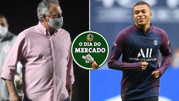 Diretor de futebol do PSG, Leonardo esclareceu sobre a situação com Mbappé e deu detalhes sobre as negociações com o atacante. Abel Braga não está garantido no Internacional para a próxima temporada e a
