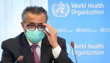 OMS pede moratória sobre dose de reforço de vacina contra covid-19