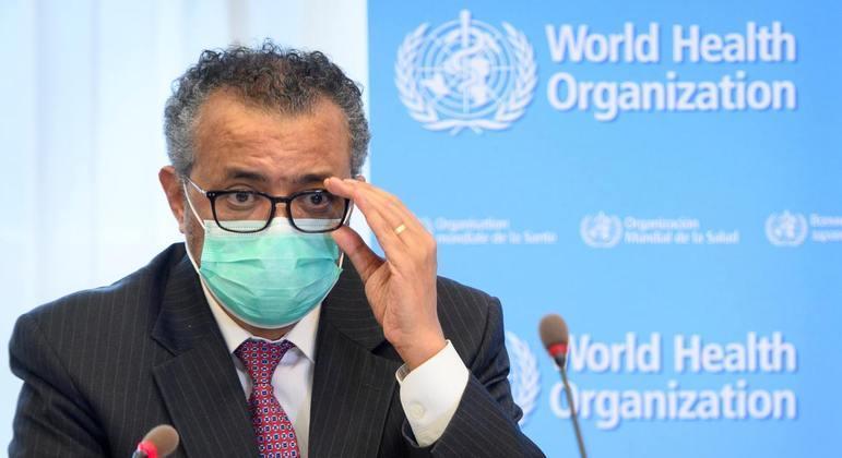 OMS teme que países  ricos utilizem mais vacinas, enquanto outros países ainda necessitam do imunizante