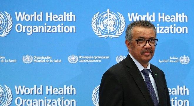 Thedros Adhanom destacou que esta é a 1ª pandemia de coronavírus da história