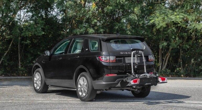 SUV recebeu diversos itens de customização na versão limitada