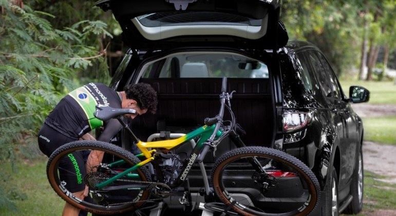 A nova versão Discovery Sport Henrique Avancini será limitada a 50 unidades