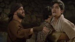Judas Iscariotes discute com Tomé pelo fracasso dos apóstolos. Assista ()