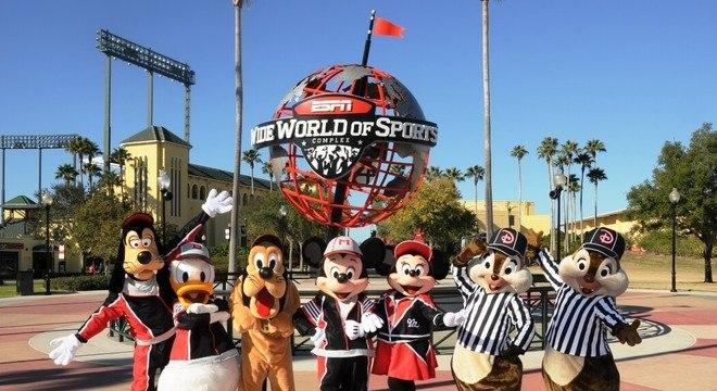 A Disney tem a propriedade dos canais ESPN/Brasil. Copa interessa