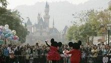 Disney de Hong Kong reabre após 5 meses de interrupção por covid-19