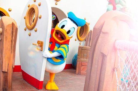 Japão prepara reabertura de parques da Disney