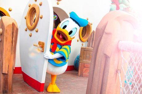 Parques da Disney têm reabertura com limitações