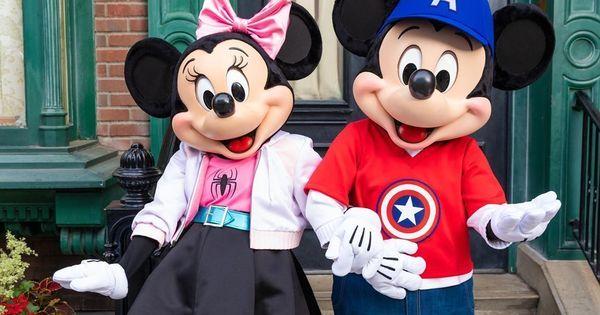 Parques da Disney na Califórnia reabrirão em 17 de julho