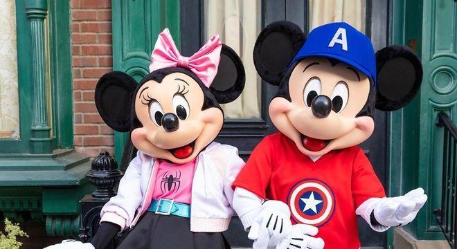O Disneyland Park e o Disney California Adventure serão reabertos