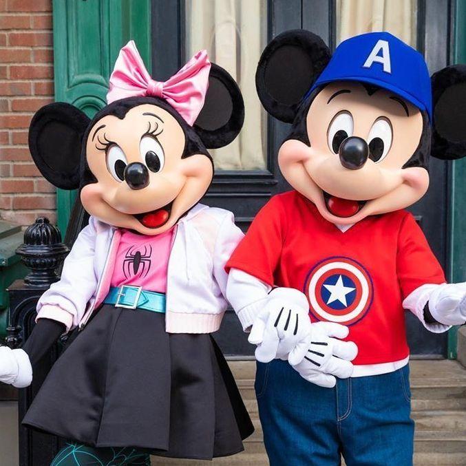 Walt Disney reabriu pela primeira vez em mais de um ano