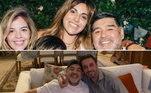 No último domingo (6) a briga entre as filhas do primeiro casamento de Maradona, Dalma e Giannina, e Matías Morla, advogado do craque, ficou ainda mais escancarada após publicação de uma delas nas redes sociais. Dalma alegou que a mensagem explicaria o motiva de Morla ter sido proibido de ir ao velório do pai, mas o motivo seria a disputa pela herança do ídolo