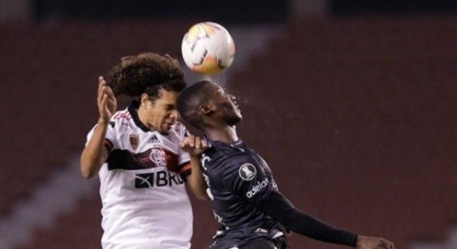 Disputa - Independiente del Valle x Flamengo