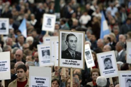 Novo julgamento apura crimes da ditadura argentina