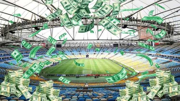 Já na 15ª rodada do Campeonato Brasileiro, estádios continuam vazios pelo país. Por conta disso, centenas de milhares de ingressos estão deixando de ser vendidos, e os clubes deixam de lucrar. Confira a seguir ranking que mostra o quanto cada um dos times está deixando de arrecadar por rodada, em ordem crescente