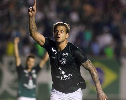 14 – O Goiás não arrecada um montante de R$ 418.482 por jogo