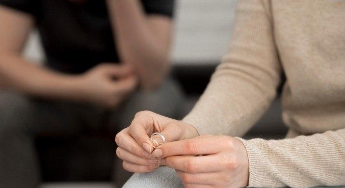 Foram 43.859 pedidos de dissolução matrimonial no ano passado