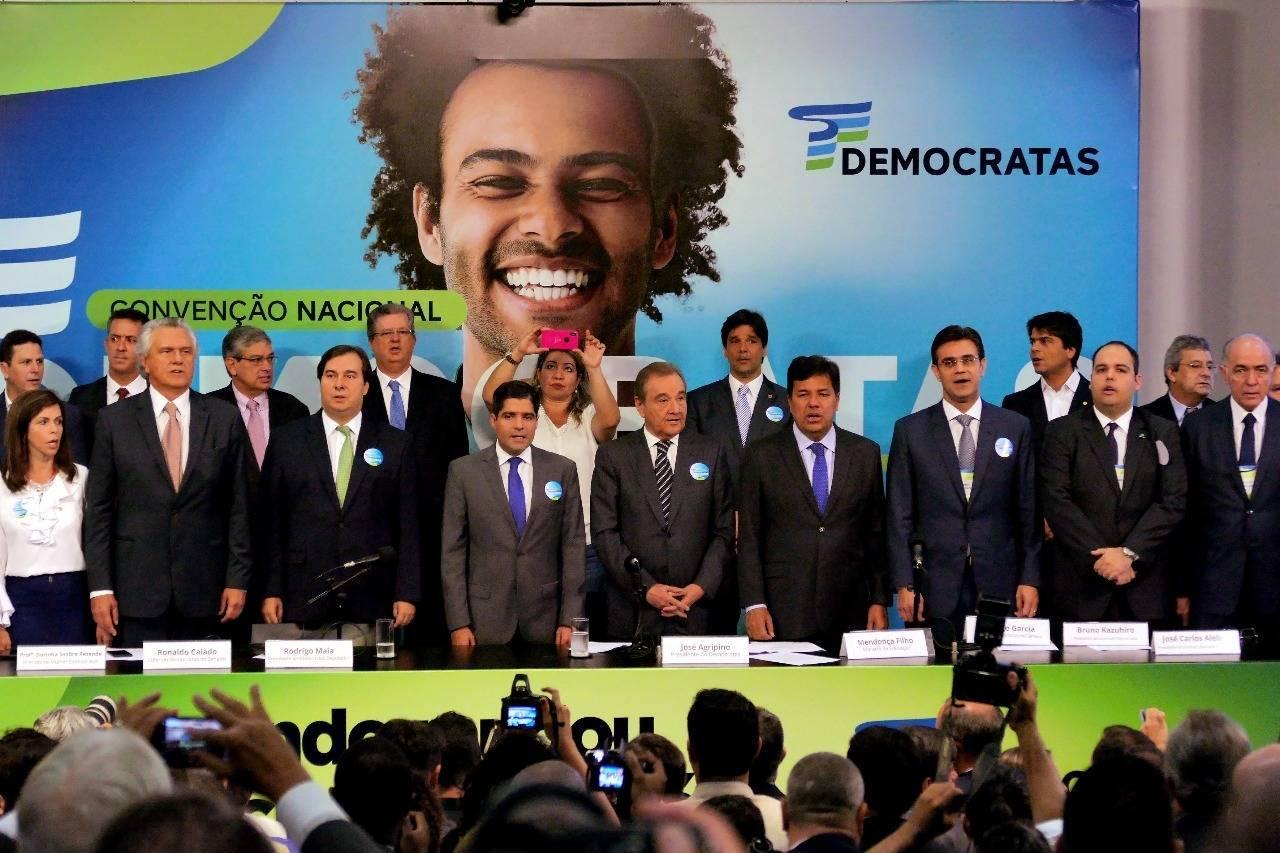 Pré-candidato, Maia se opõe a legado do Planalto