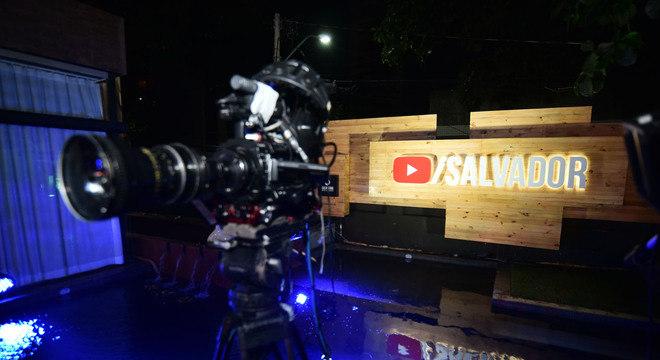 O espaço será dedicado à produção de conteúdo audiovisual