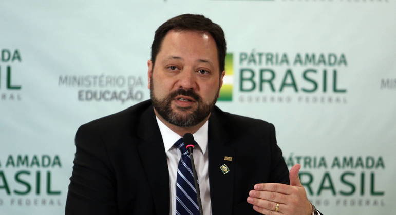 Presidente do Inep conversou com Luis Fara Monteiro, Celso Freitas e Jean Brandão