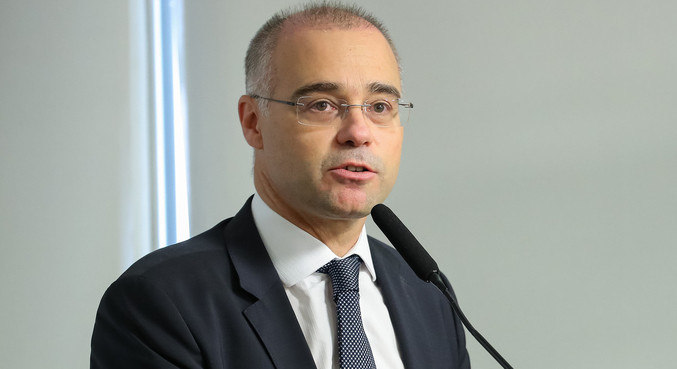 André Mendonça (foto) vai ocupar a vaga de Marco Aurélio Mello no Supremo