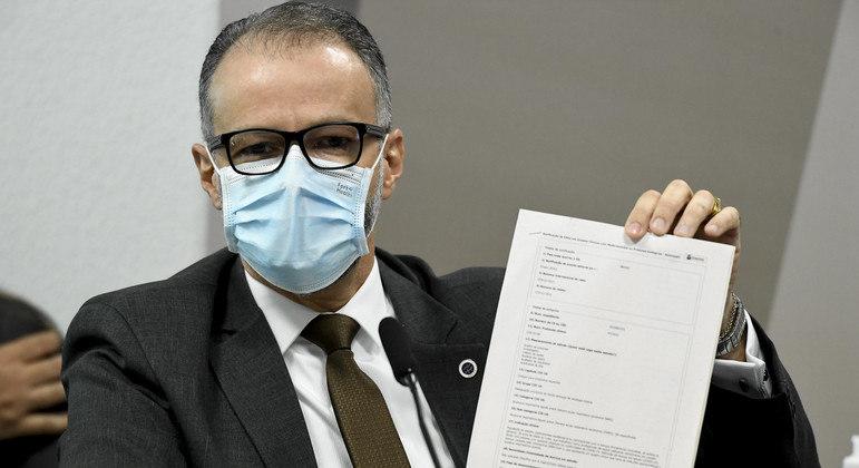 Torres afirmou que medicamento ainda não tem eficácia comprovada contra a covid-19