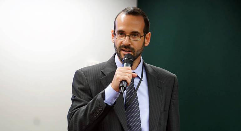 O ex-assessor da Presidência Arthur Weintraub