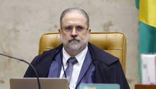 PGR não vê crime no diálogo entre Bolsonaro e Kajuru sobre CPI