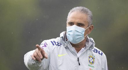 Brasil enfrentaria a Colômbia e a Argentina em março