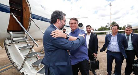 Ontem, comitiva brasileira viajou para Israel