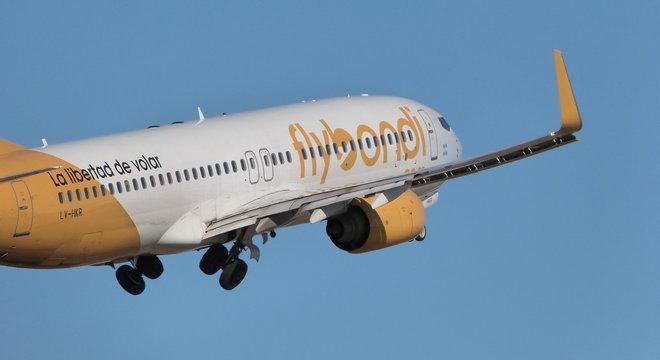 Empresa começa a operar com voos no Rio de Janeiro