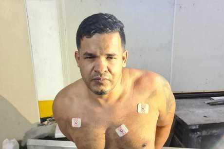 Grandão foi preso dentro de hospital na av. Paulista
