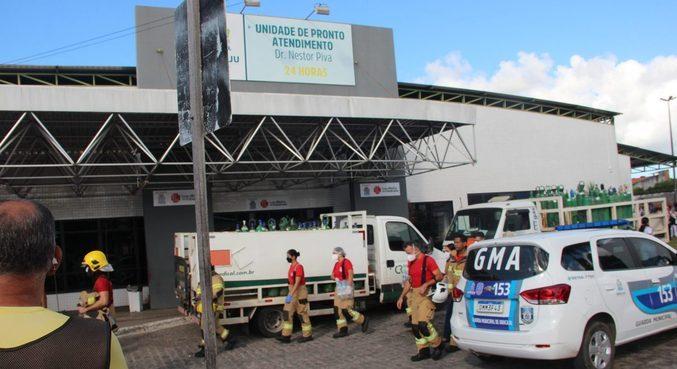 Quatro mulheres morreram em incêndio na UPA Nestor Piva, em Aracaju (SE)