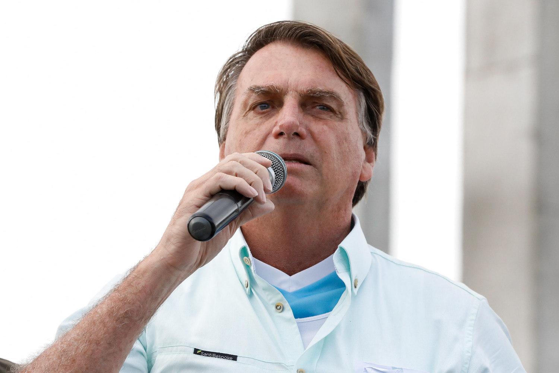 Bolsonaro lamenta morte de Bruno Covas: 'solidariedade aos familiares'