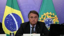 Bolsonaro cancela solenidade no Congresso após morte de Olímpio