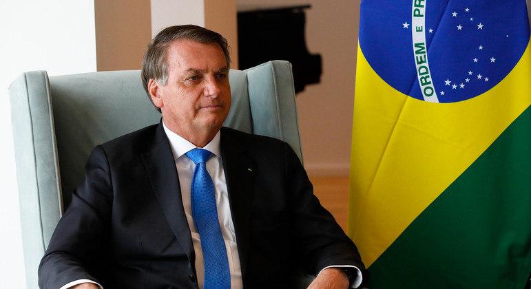 Bolsonaro recebeu Lira e Guedes nesta manhã para encontro fora das agendas