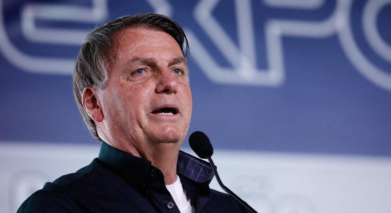 Bolsonaro: 'Algumas medidas restritivas que estão aparecendo agora pelo Brasil nós não podemos admitir'