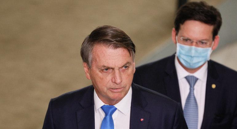 Bolsonaro anunciou nesta quarta (31) início do pagamento do novo auxílio emergencial