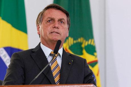 Em vídeo, presidente pediu suporte à Amazônia